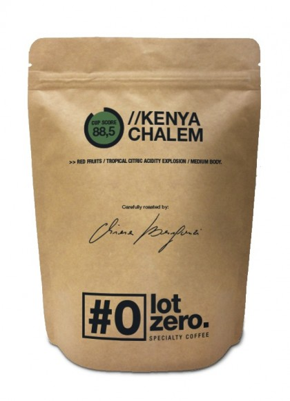 KENYA | CHALEM - Specialty Whole Beans (250gr)