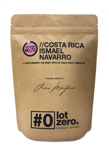 COSTA RICA | ISMAEL NAVARRO - Specialty Whole Beans (250gr)
