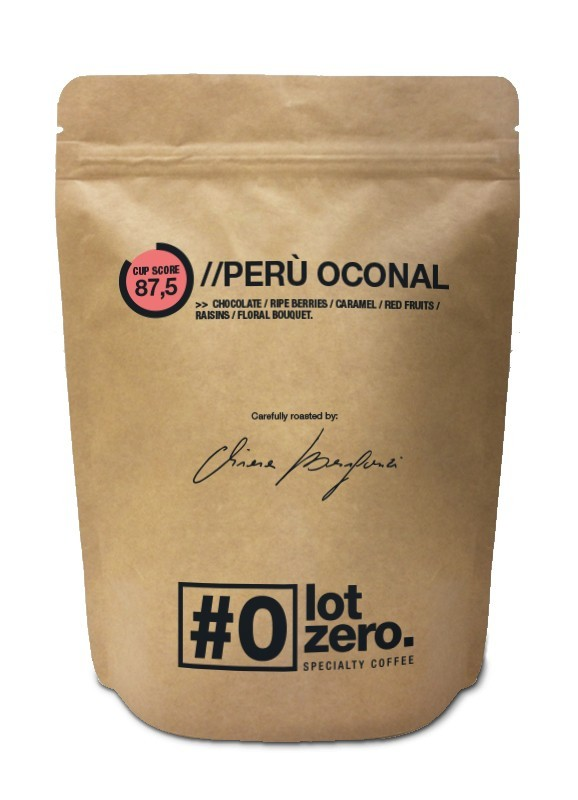 PERU OCONAL - Specialty Whole Beans (250gr)