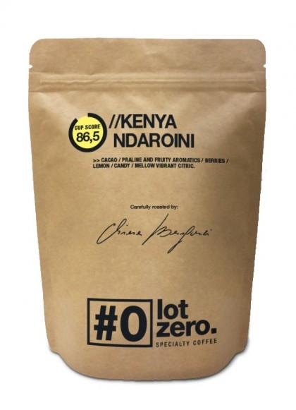 KENYA NDAROINI - Specialty Whole Beans (250gr)