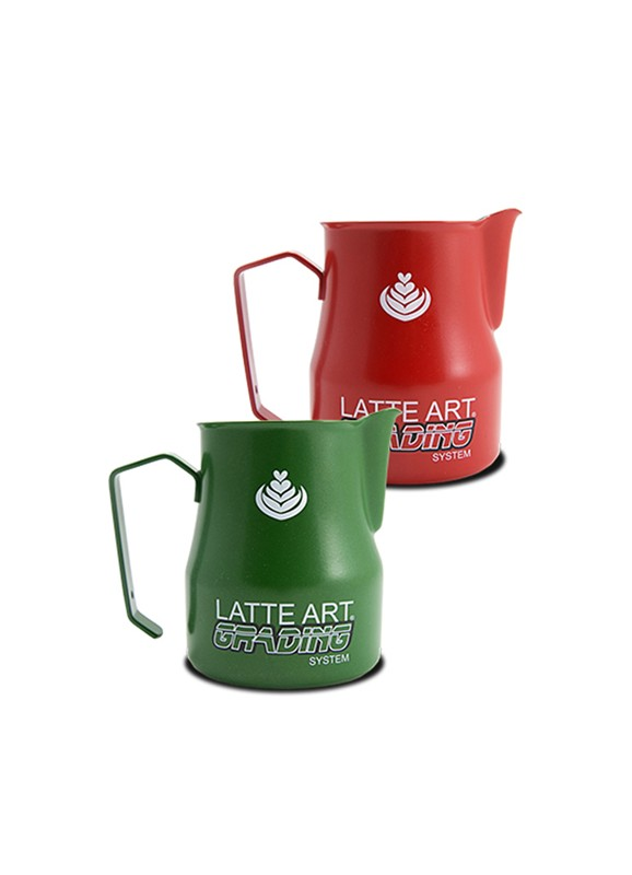 Lattertart Grading - Intermediate for Green and Red Jug