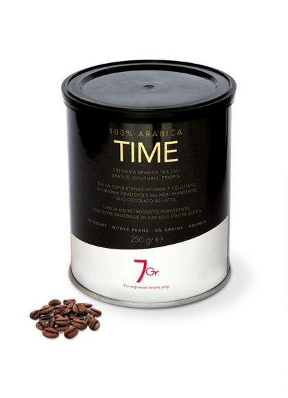 TIME Tin - Whole Beans (250gr)