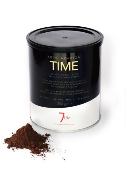TIME - Ground Coffee (250gr)