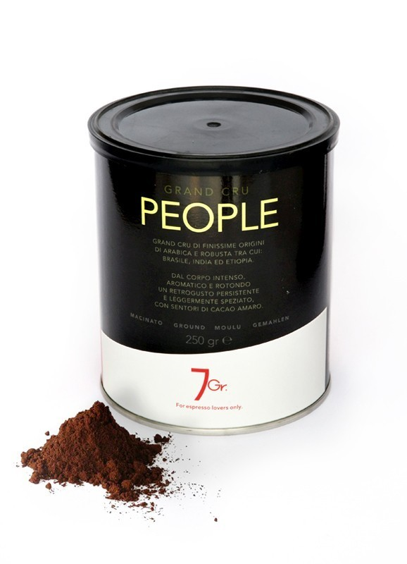 PEOPLE - Ground Coffee (250gr)