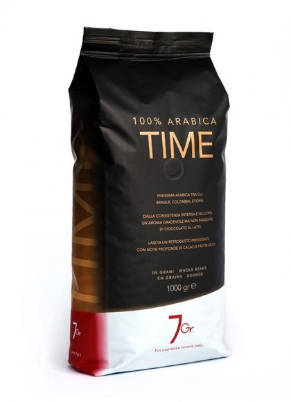 TIME - Whole Beans (1kg)