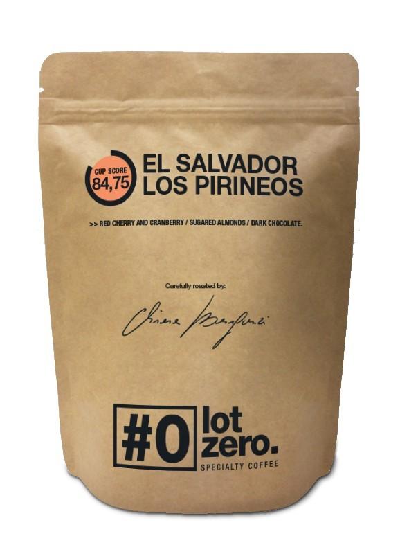 EL SALVADOR | LOS PIRINEOS - Specialty Whole Beans (250gr)